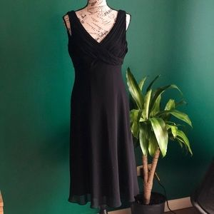 [Adriana Papell] Black Dress